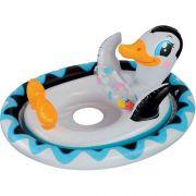 Bote Infl�vel Infantil Pinguim BabyBote B�ia Intex 59570 - 77 cm x 58 cm