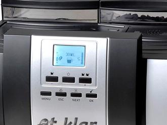 M�quina de Caf� Expresso T-Klar ME709 autom�tica com moedor de gr�os e painel digital