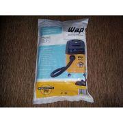 FILTRO DE PAPEL Descart�vel Aspirador Electrolux Wap KIT com 3 sacos cada - Tempo de Casa