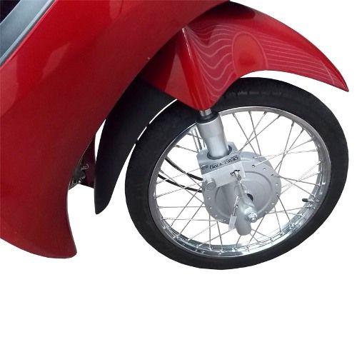 Kit Trava Carneiro Para Motos com  Aplica��o Universal