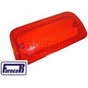 Lente Original GM ARTEB Da Lanterna Luz Freio Teto Brake Light S10 Break Gm