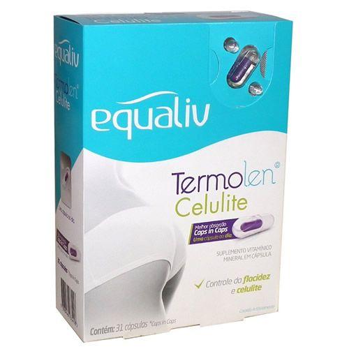 Termolen Celulite - 31 C�psulas - Equaliv