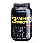 3W Whey Protein - 900g - Probi�tica