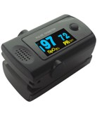 Ox�metro de Pulso Compacto Adulto com Alarme MD300C3  - Choice Medical  - SP