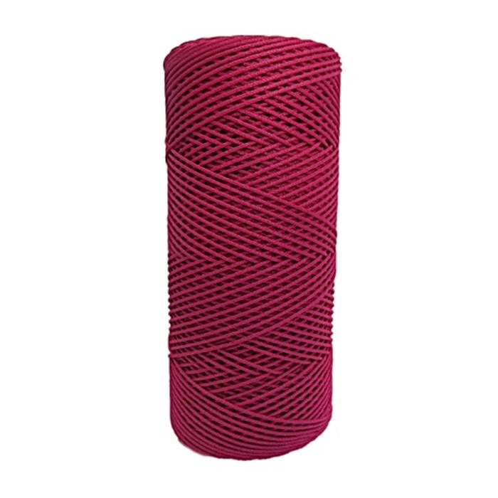 Cord�o c/ nylon pink (10mts)- CDN004
