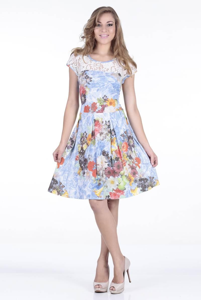 Vestido Ella's Cinderela 11257