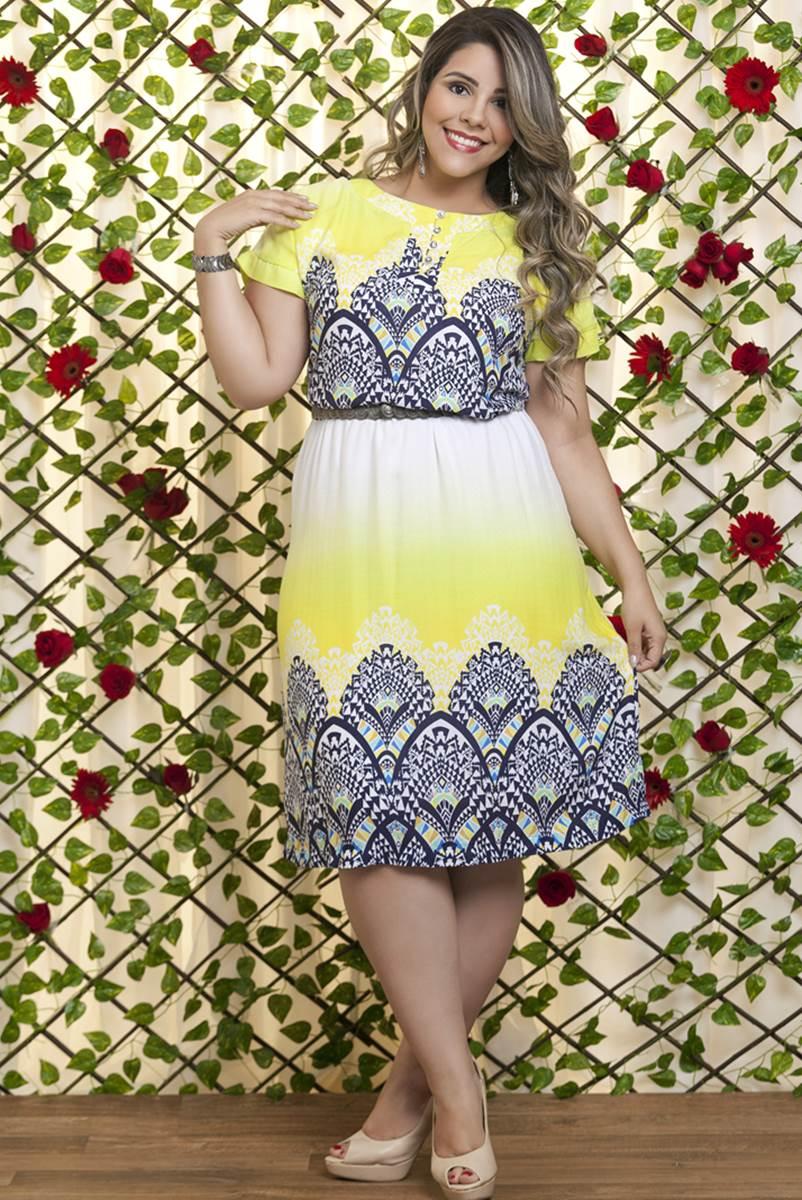 Vestido Bella Heran�a Girasol Premium 6251