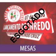 MESAS - FESTA DE LAN�AMENTO ENREDO CARNAVAL 2017
