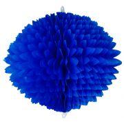 BOLA POM POM 580mm (58cm) Azul�o
