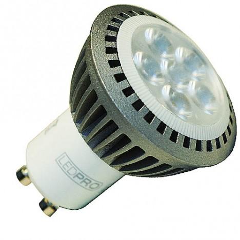 L�mpada LED GU10 7W Bella  - Dimeriz�vel - 3000K