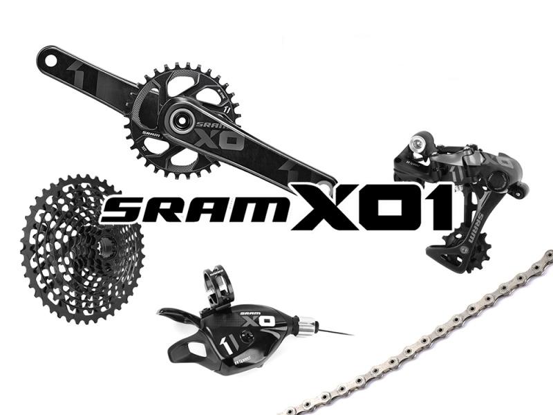 Grupo Sram X01 11Velocidades (5 Pe�as)