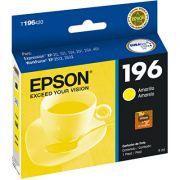 Cartucho p/ Epson stylus amarelo T196420B