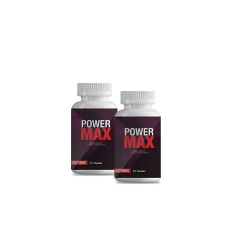 Power Max - Promo��o 2 Unidades