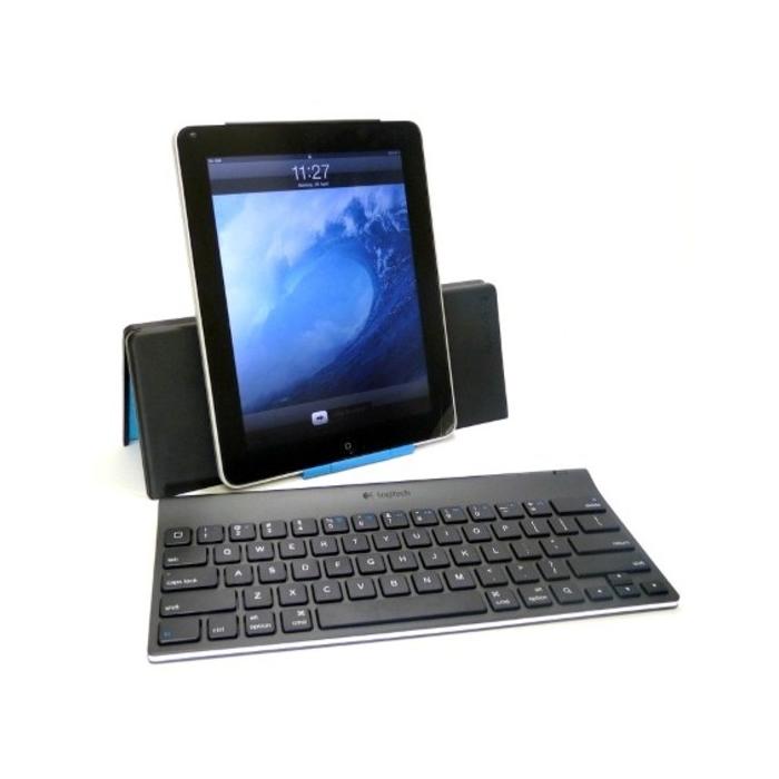 Manual For logitech keyboard